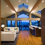 Admirable vaulted ceiling lighting ideas picture for living room interior design