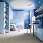 Amazing Ocean Blue RoomDecorIdeas forTeenage Boys