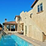 Beautiful outdoor Mediterranean Home Decor
