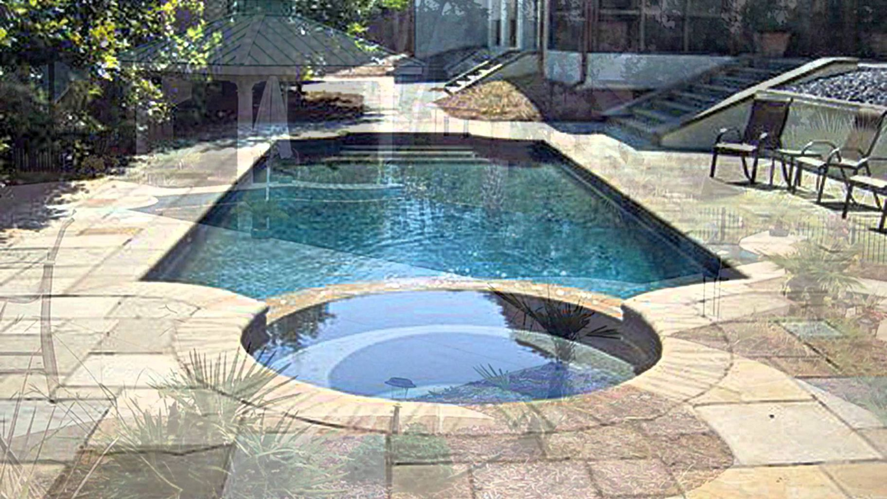 Breath taking grecian style pool pictures for Roman style pool design