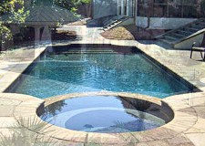 Elegant 17 Enchanting Small Pool Design Ideas For Small Backyard