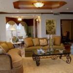 Cozy Mediterranean Home Decor for sitting room