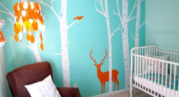 DIY Indoor Wall Painter for baby room