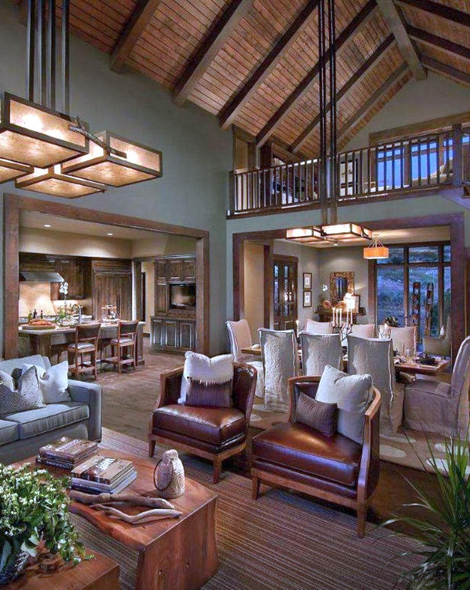 Fabulous vaulted ceiling framing design with multiple lighting for Vaulted ceiling living room ideas