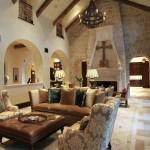Mediterranean Home Decor for a castle