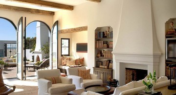 Mediterranean Home Decor for sitting room