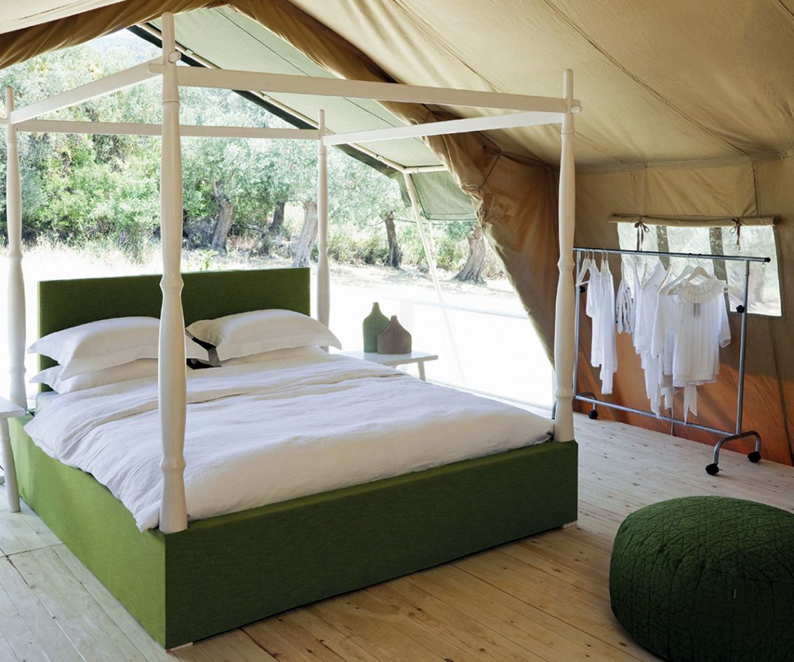 Stunning View Of Various Exotic Canopy Bed Designs