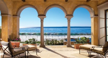 Sea view Mediterranean Home Decor