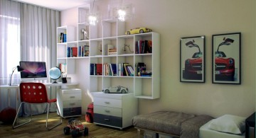 Teenage Boy Bedroom Design Ideas for Small and Limited Space
