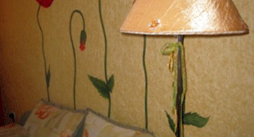 Vintage and romantic DIY Indoor Wall Painter