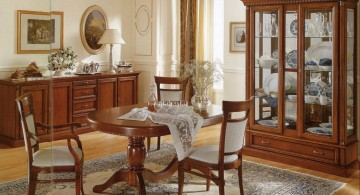 classy dining table chairs designs