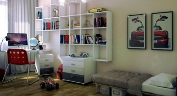 featured Teenage Boy Bedroom Design Ideas for Small and Limited Space