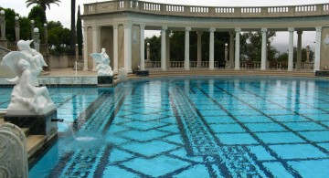 grecian lazy l pool pictures