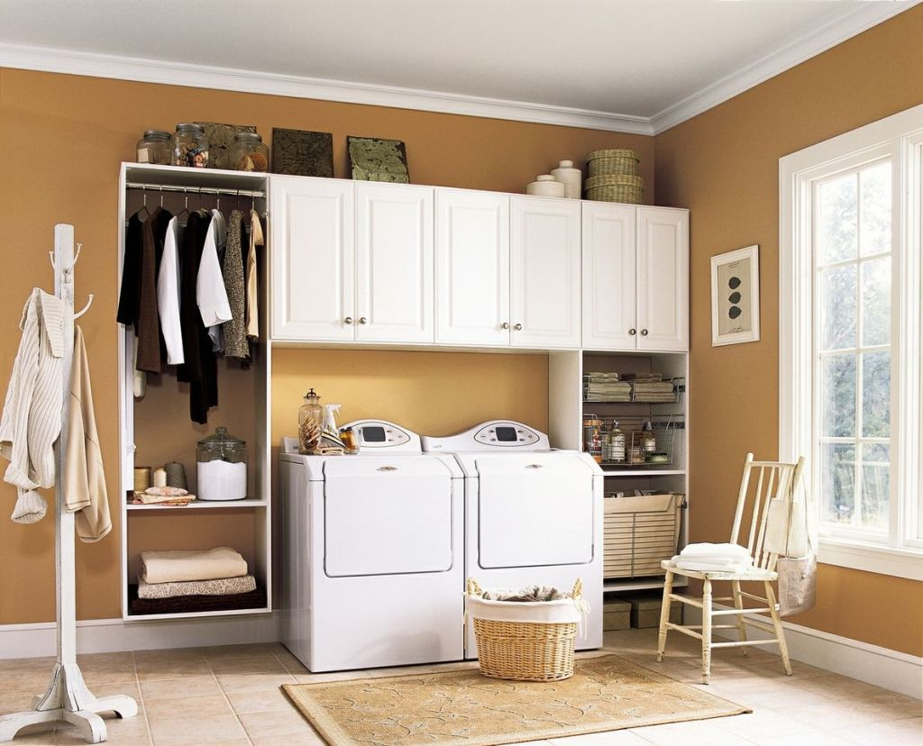 Creative Closet Solutions Laundry Room Solutions For Hanging Clothes