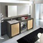 modern artsy laundry room clothes hanger racks designs