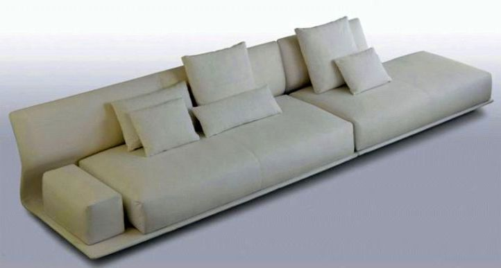 modular leather lounge with sofa bed