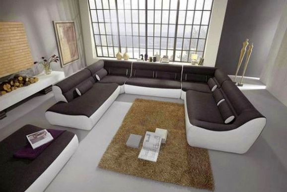 modular leather sofa sectionals