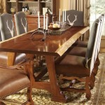 upholstered and embroidered dining table chairs designs