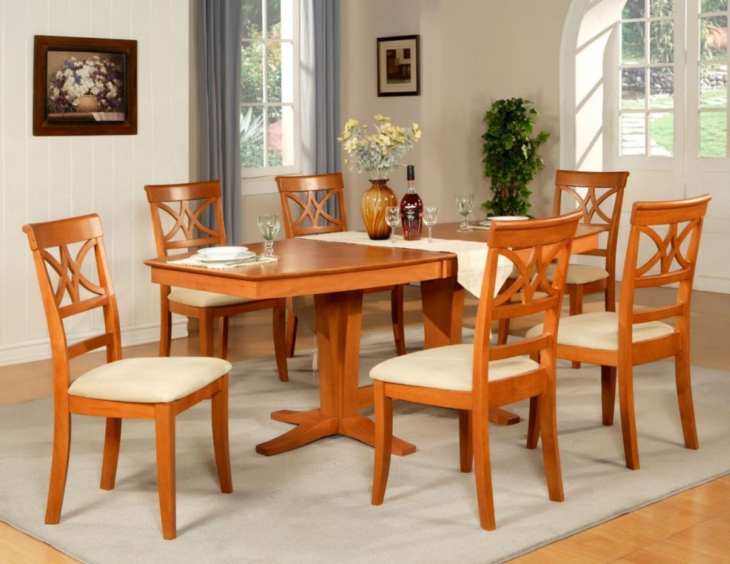 Dining Table Sets ~ Modern dining table chairs design ideas