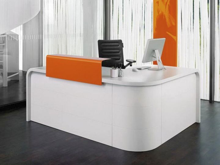 Acrylic Computer Desk for office
