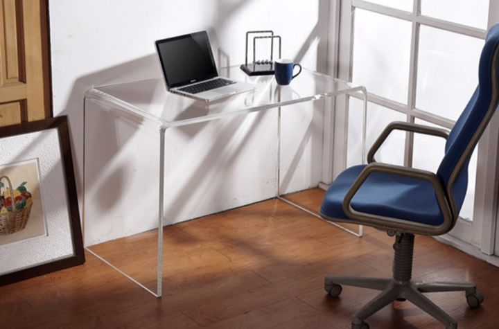 Acrylic Computer Desk for small office