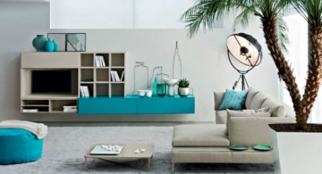 Amazing Turquoise Living Room Ideas with Zen Atmosphere