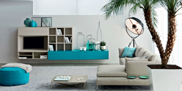 emejing turquoise living room ideas photos - salonamaraltd