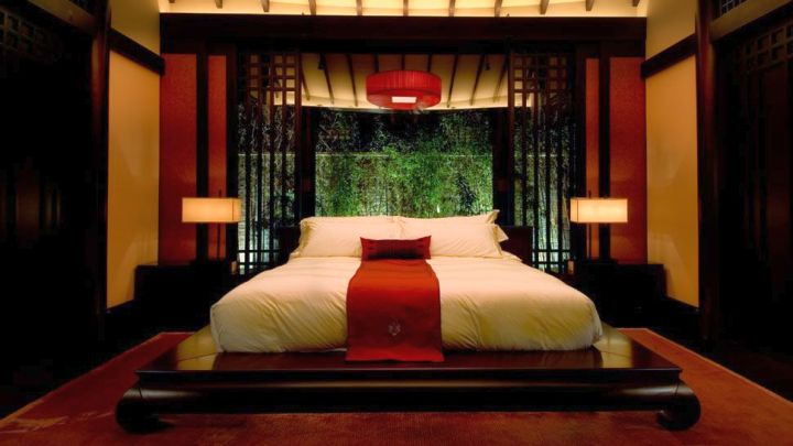 18 stunning black and red bedroom ideas for Black and red room decor ideas
