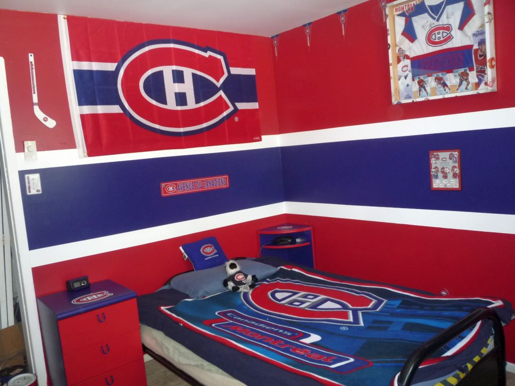 Ceiling Fan For Bedroom 18 Unique Hockey Bedroom Design Ideas For Teenage Guys