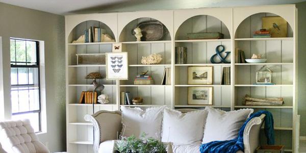 Gallery For Bookshelf Decorating Ideas