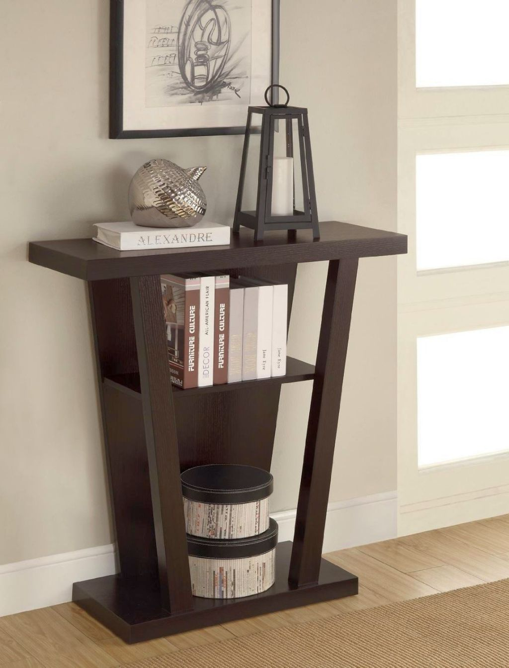 19 brilliant small entry table ideas Table entree design