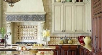 Different Ceiling Designs with pendant light for the kitchen