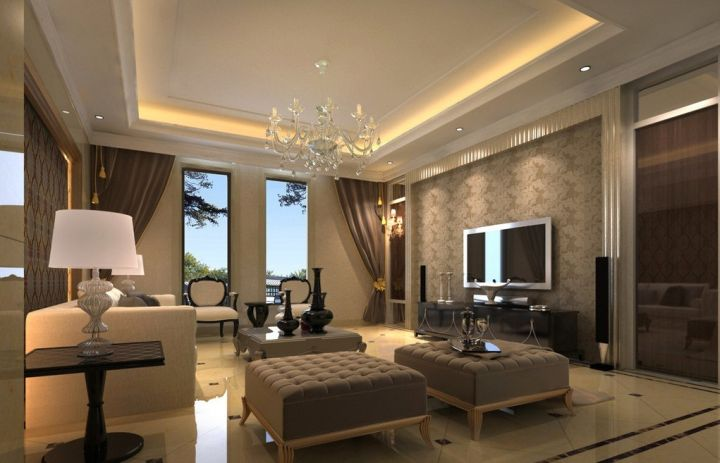 Different Ceiling Designs