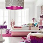 Fluffy awesome rooms for girls
