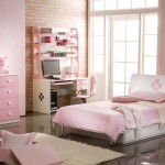 Pink themed awesome rooms for girls