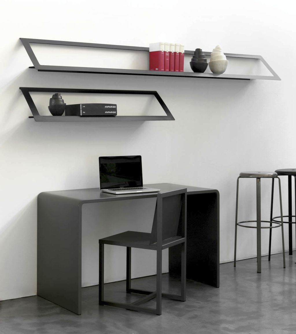 Gallery For Floating Shelf Decorating Ideas