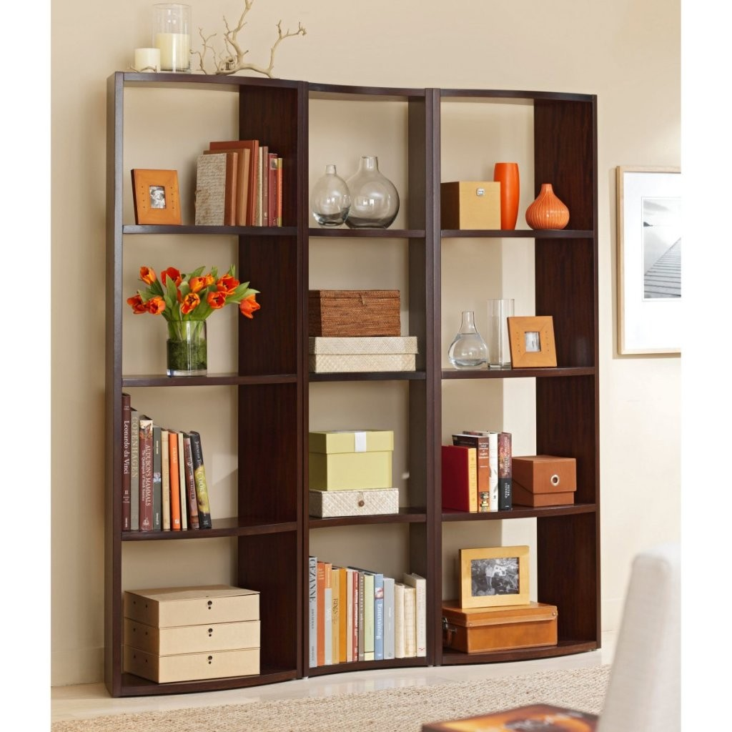 20 neat bookshelf decorating ideas for modern interior for Home interior shelf designs