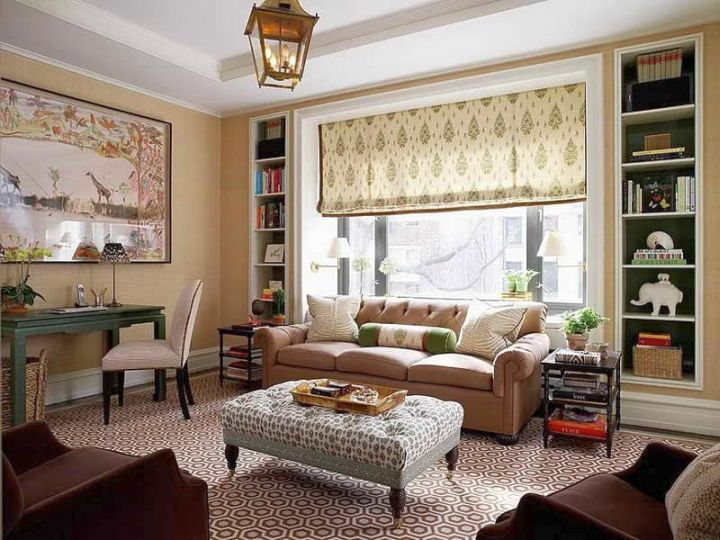 17 timeless victorian living room designs for Edwardian living room ideas