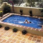 above ground tiny swimming pools
