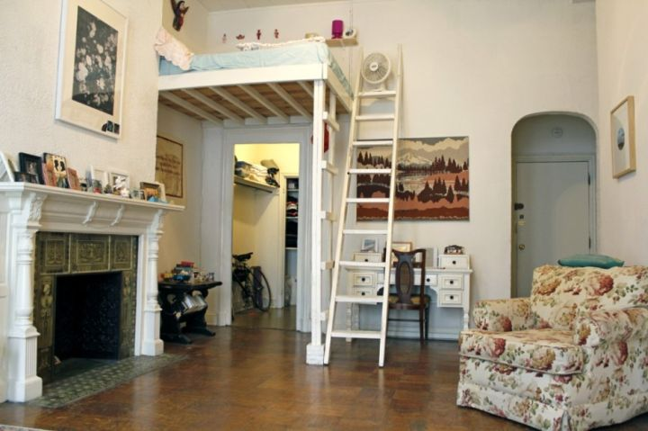 Make A Loft Feel Like A Room