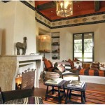 african living room decor for long living rooms