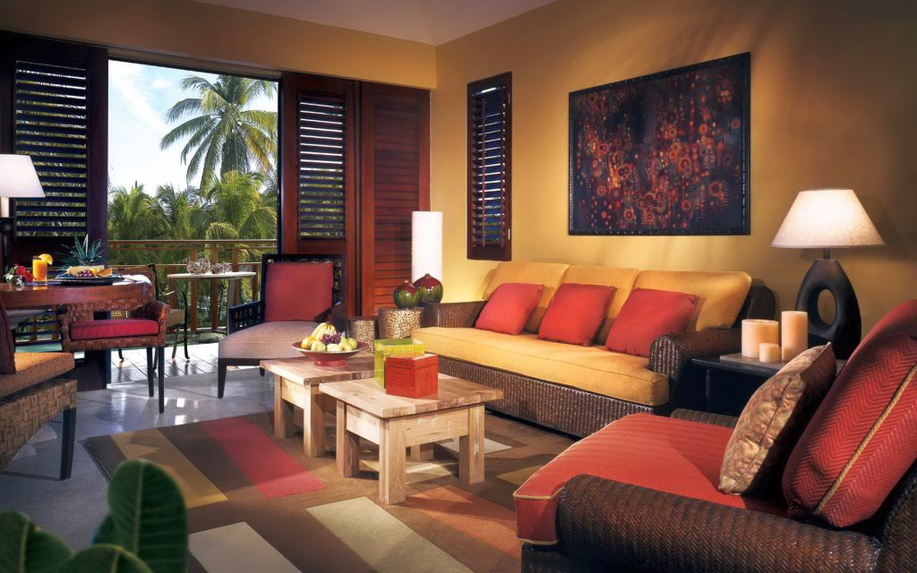 20 natural african living room decor ideas - Pictures of decorated living rooms ...