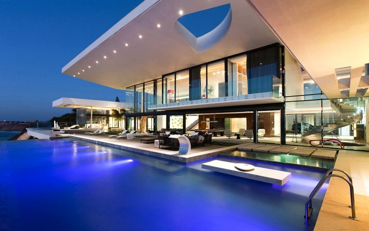 19 amazing modern homes you always dream of for Modern contemporary homes