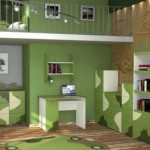 army themed cool bedrooms for teenage guys