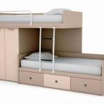 basic model for funky bunk beds