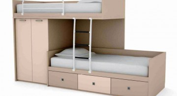 basic model for funky bunk beds