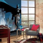batman cool painting ideas for bedrooms