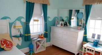 beach themed teenage girls room inspiration designs