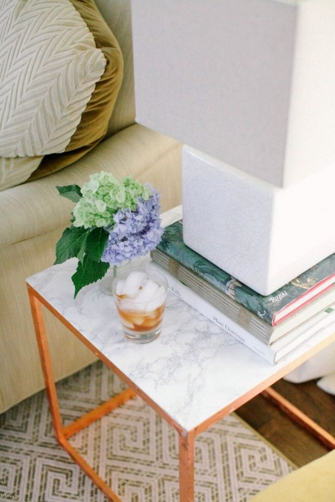 beautiful contact paper furniture