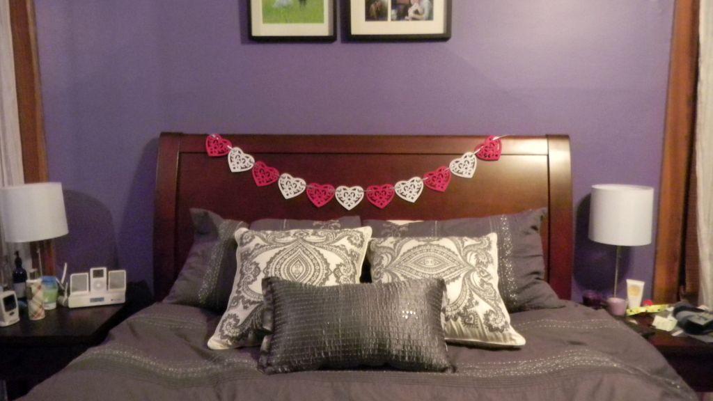 20 Romantic Bedroom Decoration For Valentines Day